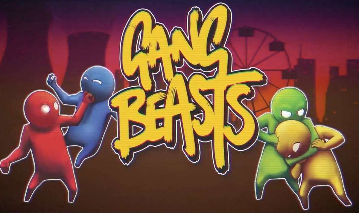 Gang beasts review gooline space.